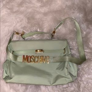 Moschino shoulder bag/crossbody!